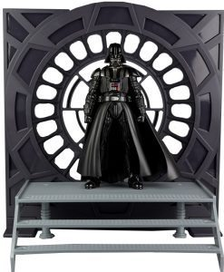 Star Wars Darth Vader and Stage Tamashii Exclusive S.H.Figuarts - Bandai