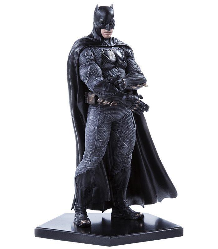 Batman Dawn of Justice Art Scale Iron Studios