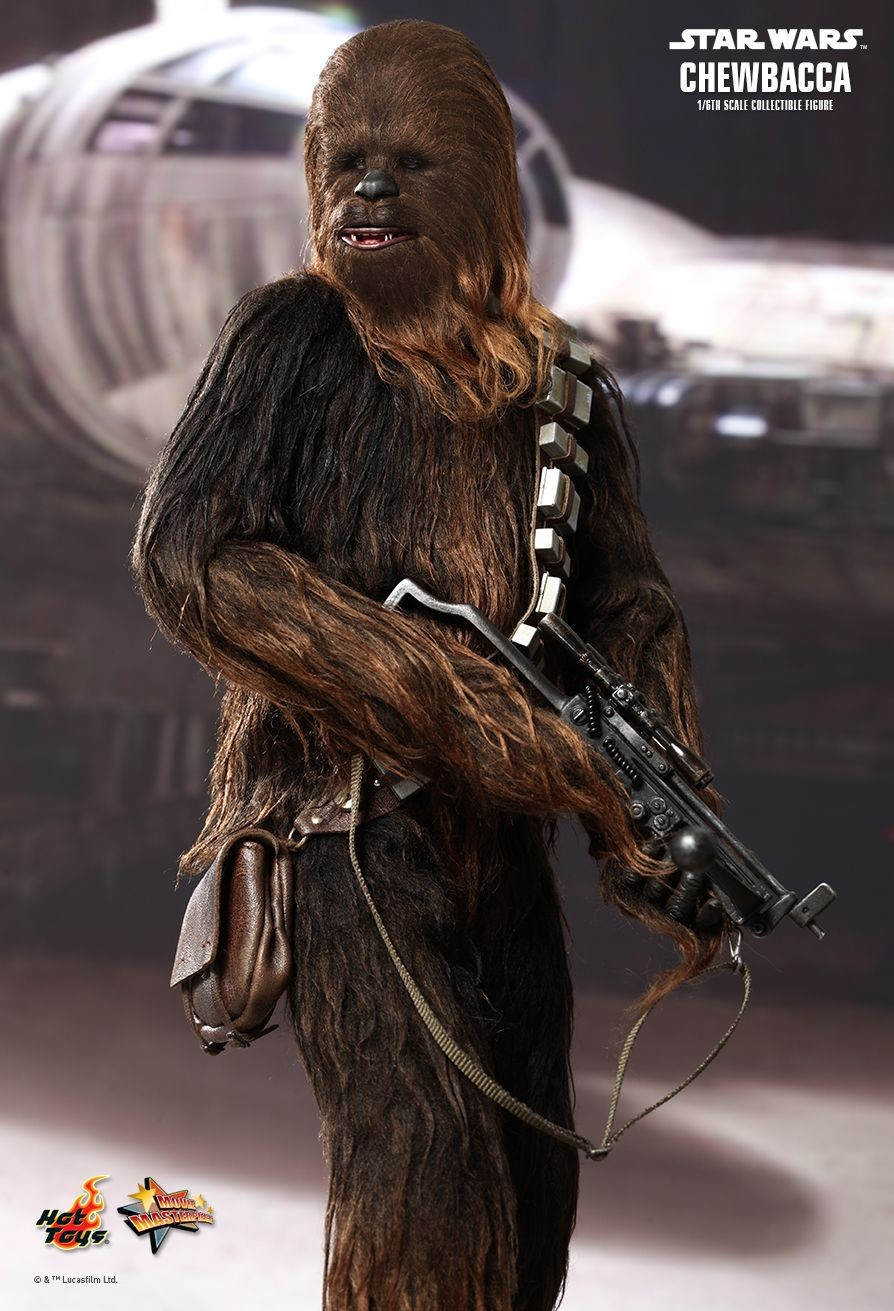 Chewbacca Episode IV Hot Toys