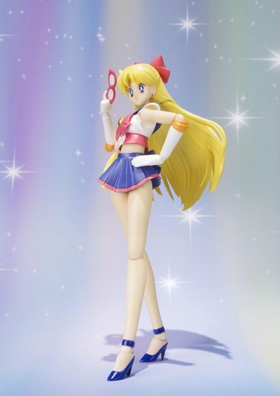 Sailor V S.H.Figuarts Bandai