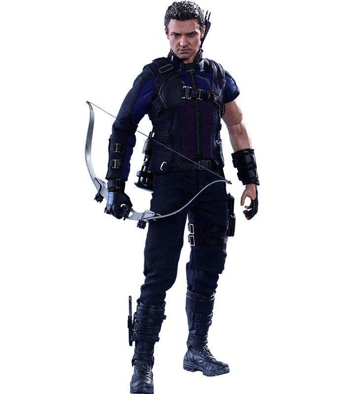 Hawkeye Civil War - Hot Toys