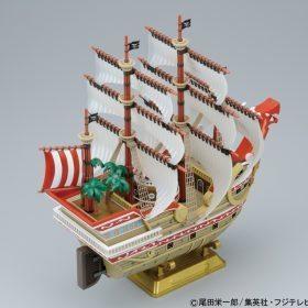 Red Force Ship Model Kit Bandai