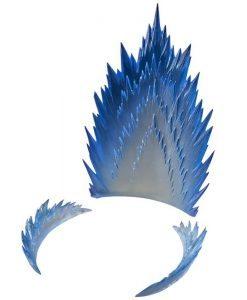 Tamashii Effect Energy Aura Blue - Bandai
