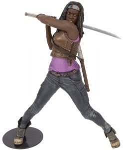Michonne The Walking Dead Deluxe Figure - Mcfarlane Toys