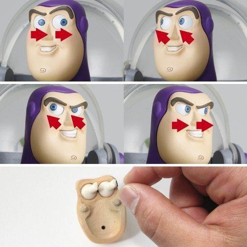 Buzz Lightyear Toy Story Revoltech Kaiyodo