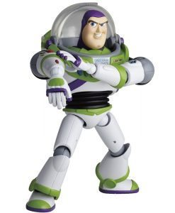 Buzz Lightyear Toy Story - Revoltech