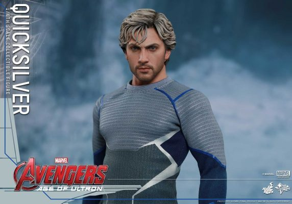 Quicksilver Age of Ultron Hot Toys
