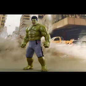 Hulk Age of Ultron Hot Toys