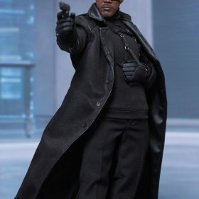 Nick Fury Winter Soldier Hot Toys