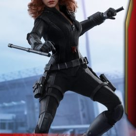 Black Widow Civil War Hot Toys