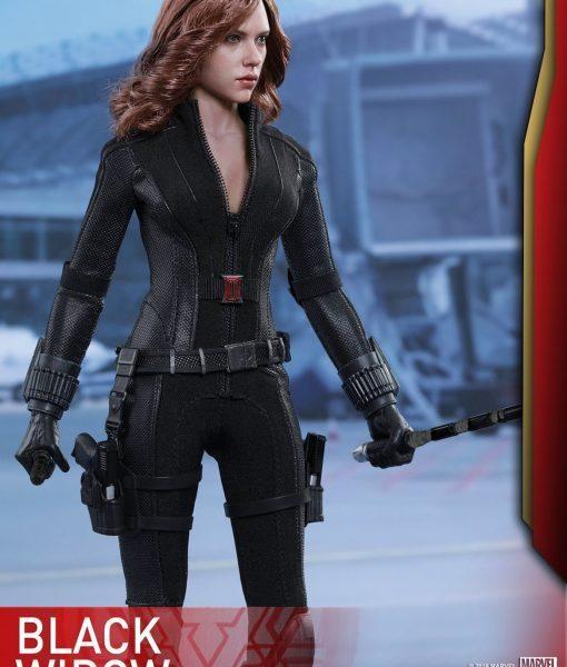 Black Widow Civil War Hot Toys