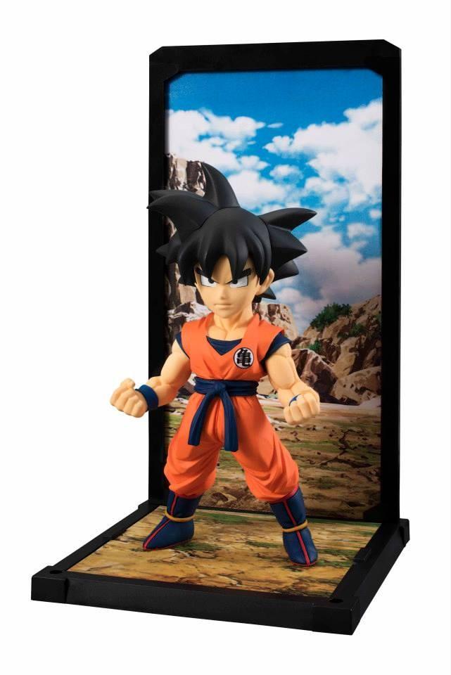 Son Goku Tamashii Buddies Bandai