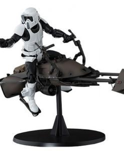 Scout Trooper and Speeder Bike S.H.Figuarts Bandai