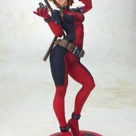 Lady Deadpool Bishoujo Statue Kotobukiya