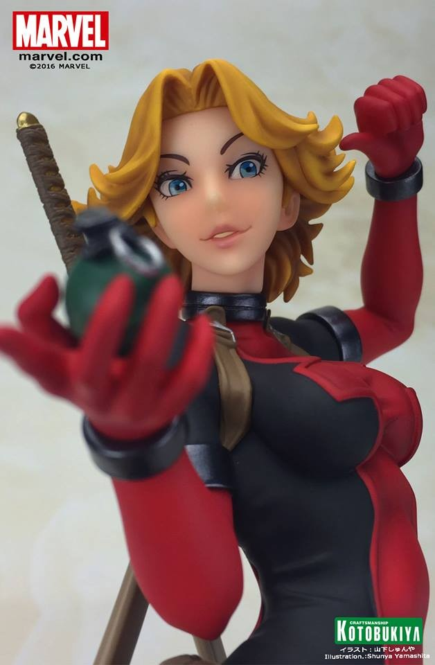Lady Deadpool Bishoujo Statue
