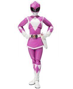 Pink Ranger S.h.Figuarts - Bandai