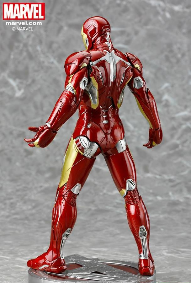 Iron Man Mark XLIII ArtFX
