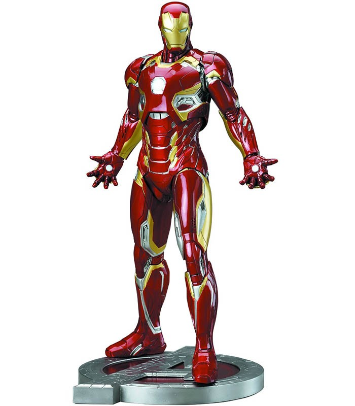 Iron Man Mark XLV ArtFX