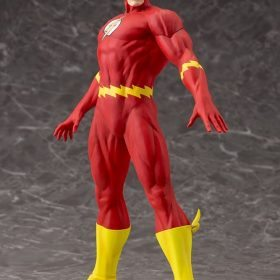 The Flash ArtFX Statue Kotobukiya