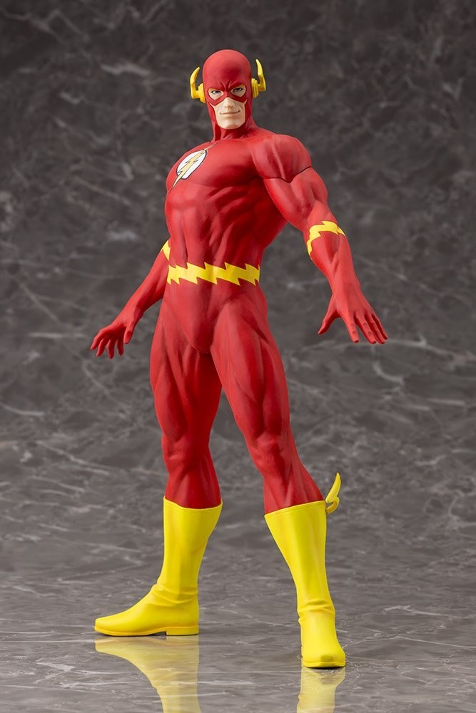 The Flash ArtFX Statue