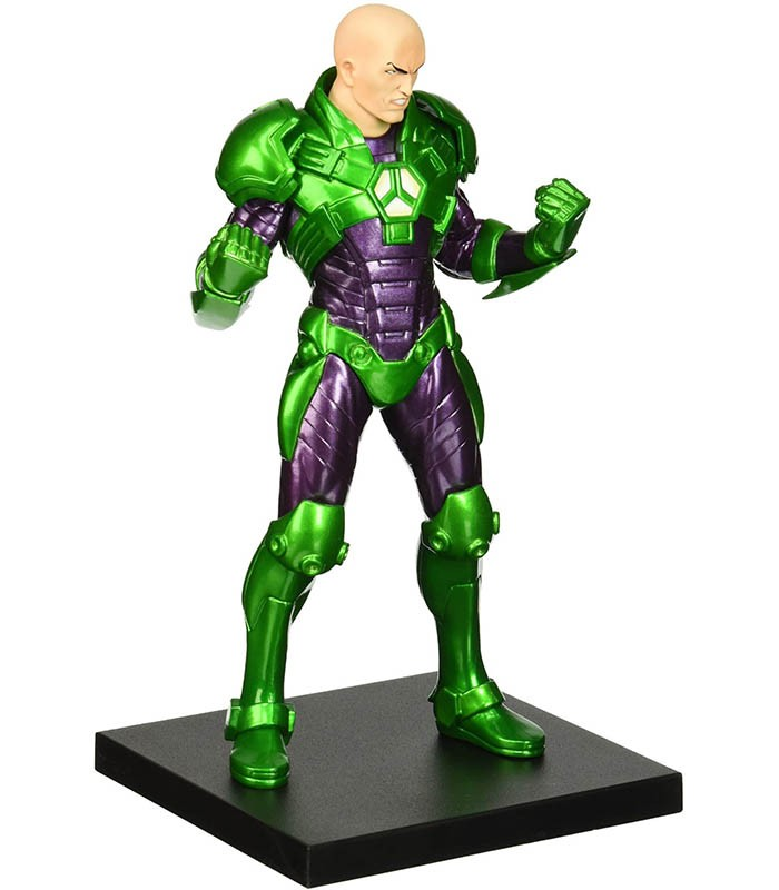 Lex Luthor New 52 ArtFX Statue