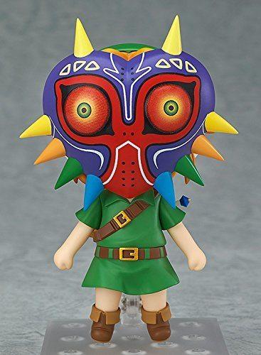 Link Majora's Mask 3D ver. Nendoroid Good Smile Company