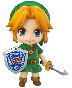 Link 3D Ver Nendoroid - Good Smile