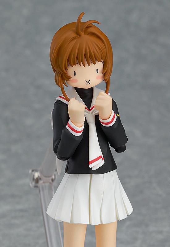 Sakura Kinomoto School Uniform Ver. Figma