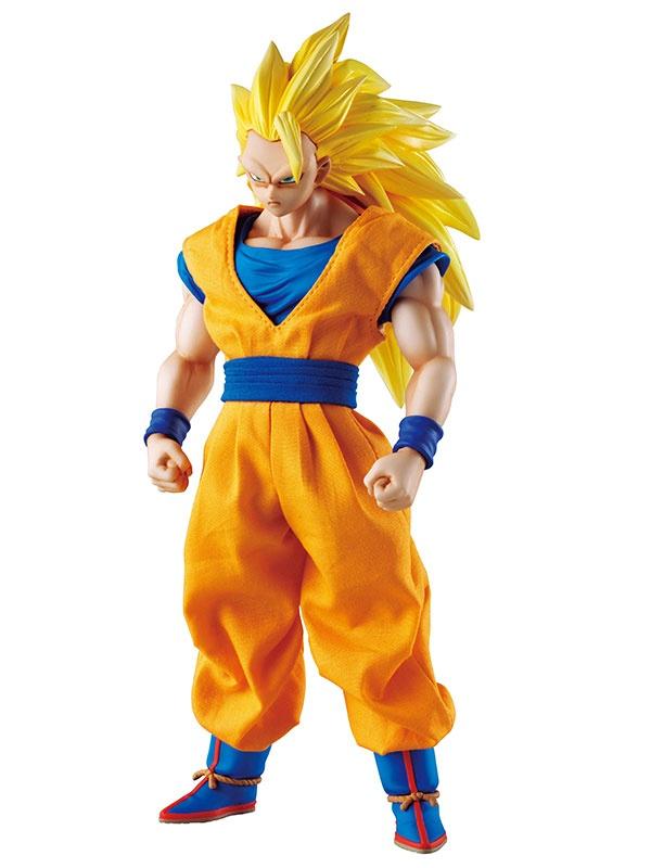 Super Saiyan 3 Son Goku D.O.D MegaHouse