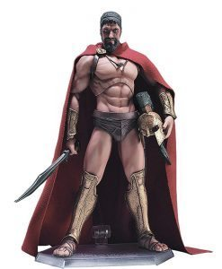Leonidas Figma Action Figure  - Good Smile