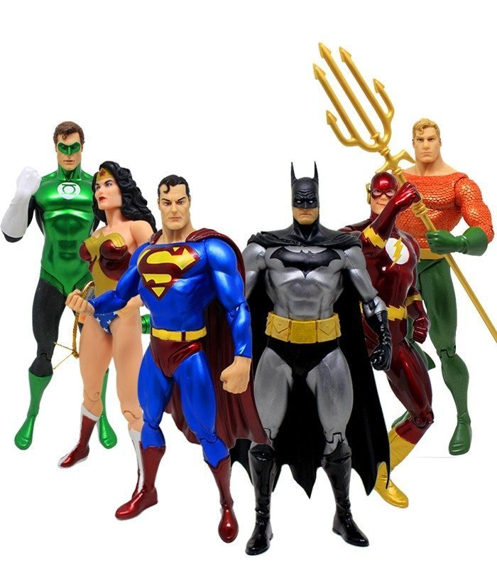 Justice League Box by Alex Ross DC Collectibles