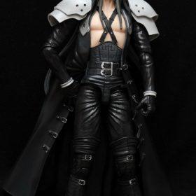 Sephiroth Advent Children Play Arts Square Enix