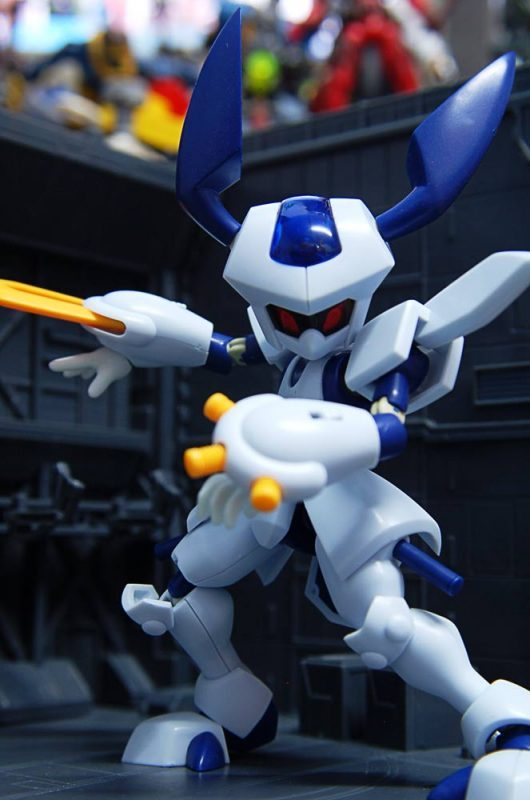 Rokusho Medabots Model Kit Kotobukiya