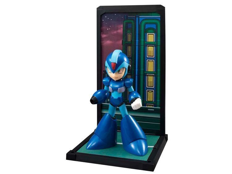 Megaman X Tamashii Buddies Bandai