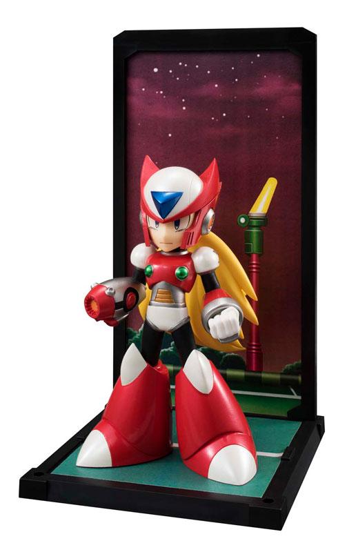 Megaman Zero Tamashii Buddies Bandai