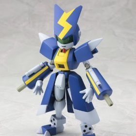 Cyan Dog Medabots Model Kit Kotobukiya