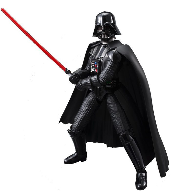 Darth Vader Model Kit Bandai