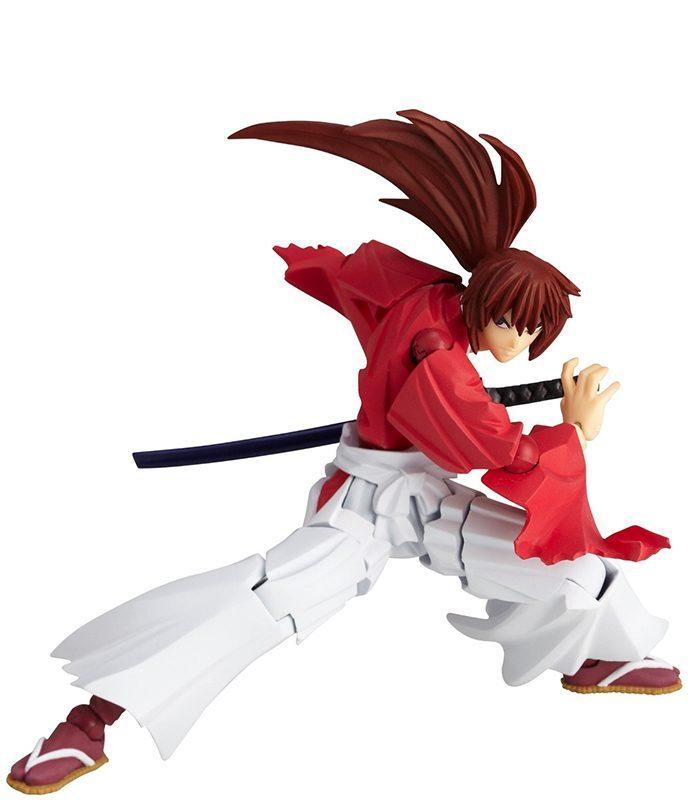 Kenshin Himura Samurai X Revoltech