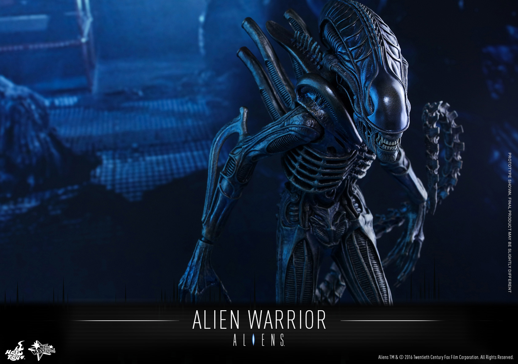 Alien Warrior Aliens Hot Toys