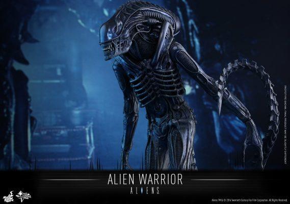 Alien Warrior Aliens - Hot Toys
