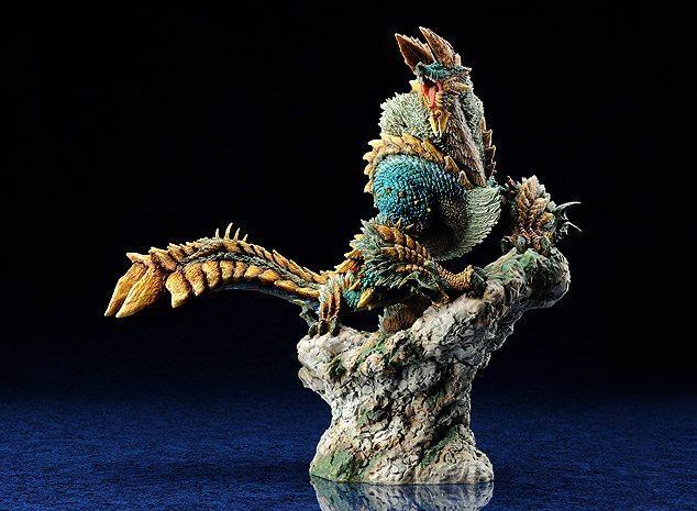 Zinogre Statue Creators Model Capcom