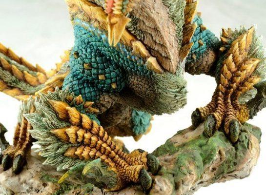 Zinogre Creators Model Statue- Capcom