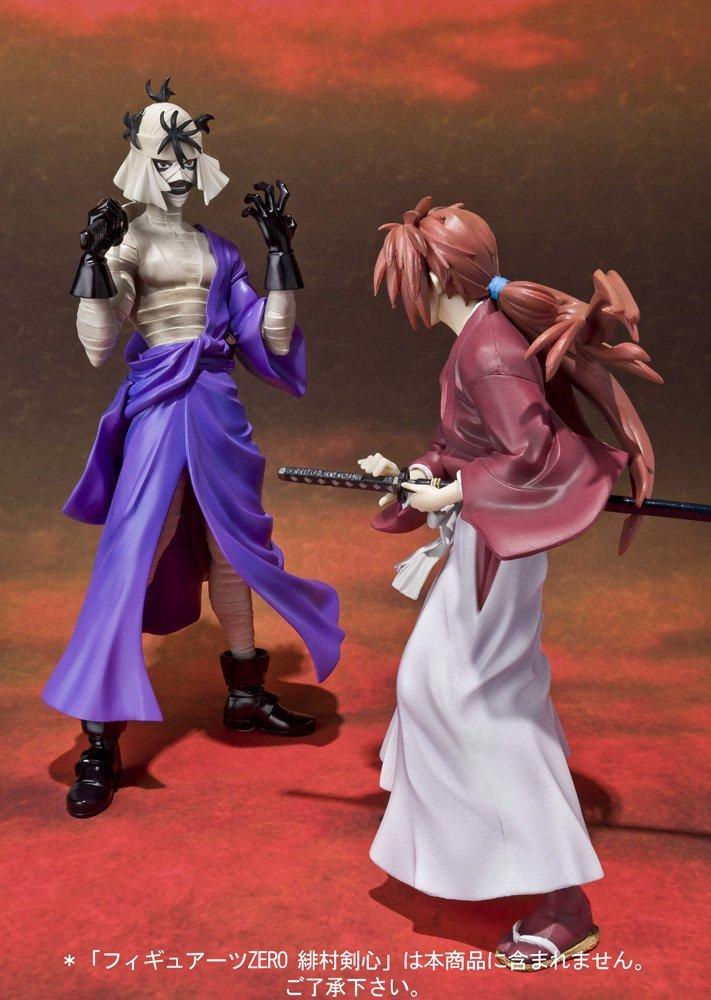 Shishio Makoto Samurai X Figuarts Zero