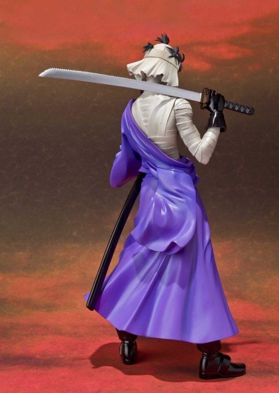 Shishio Makoto Samurai X Figuarts Zero - Bandai