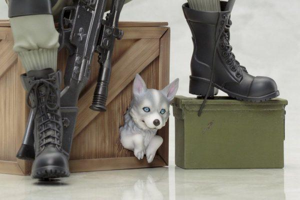 Sniper Wolf Metal Gear Bishoujo Kotobukiya