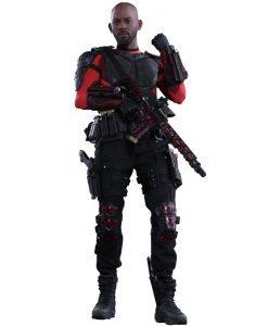 Deadshot Suicide Squad Hot Toys