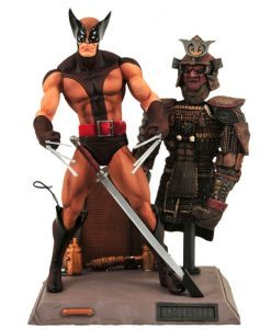 Wolverine Brown Uniform - Marvel Select