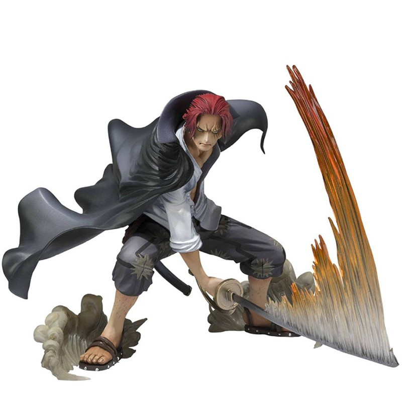 Shanks Battle Ver Figuarts Zero Bandai