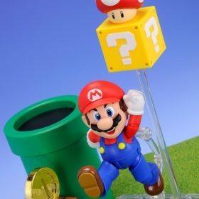 Super Mario Bros Play Set A S.H.Figuarts Bandai