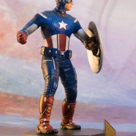 Captain America The Avengers Art Scale Iron Studios